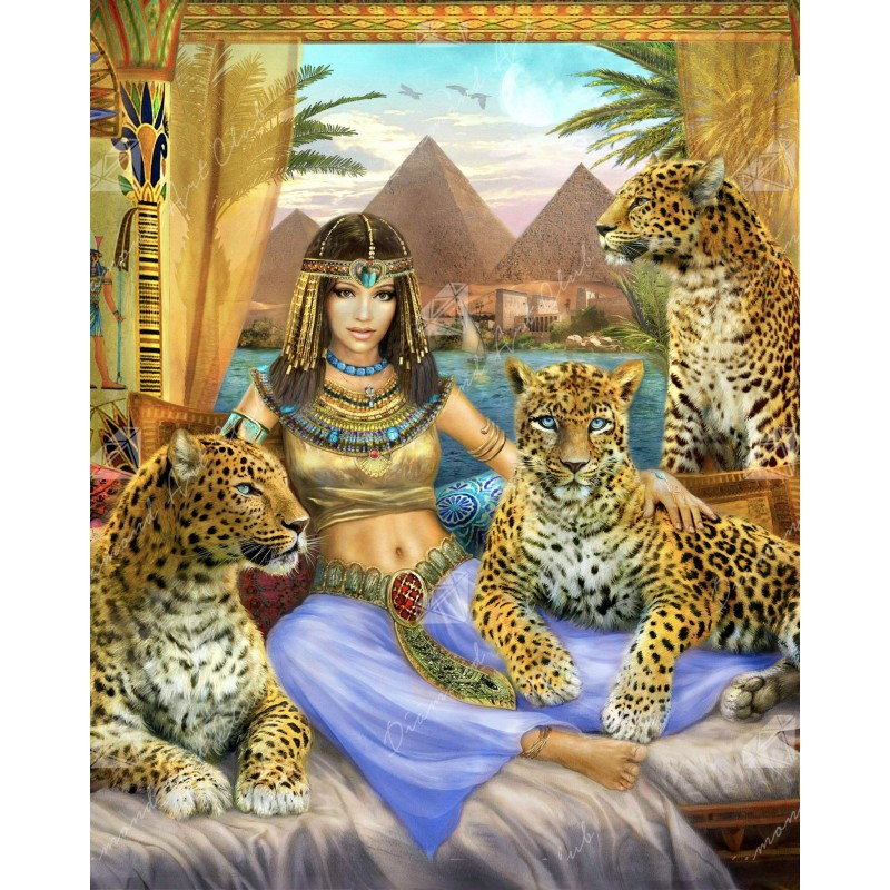 Egyptian Queen of th...