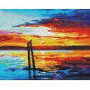 Swansea Sunset Diamond Painting Kit