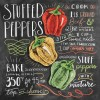 Stuffed Peppers Diamond Painting Kit