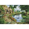 Cottage by the Lake Diamond Painting Kit