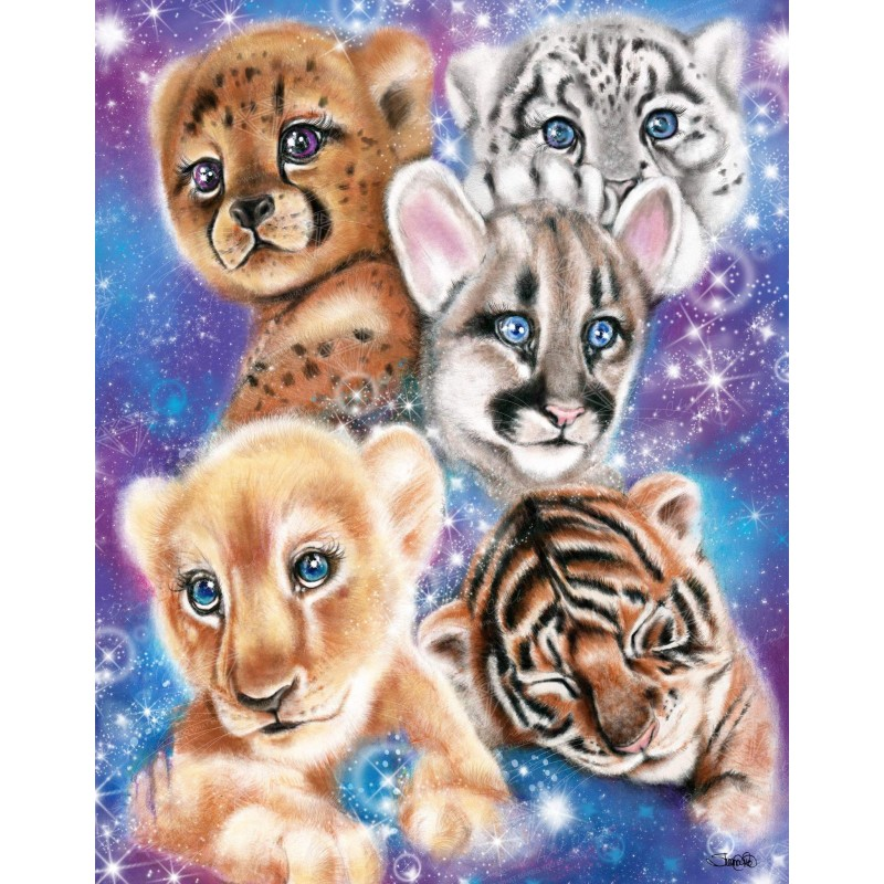 Galaxy Wild Kitten Cubs D...