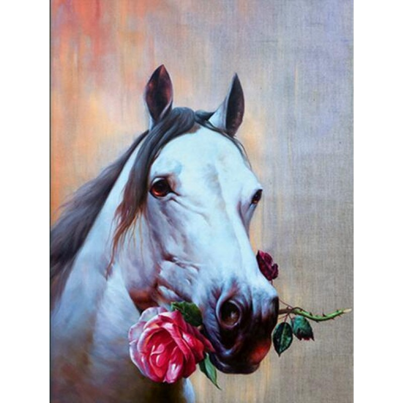 Horses Rose Diamond ...
