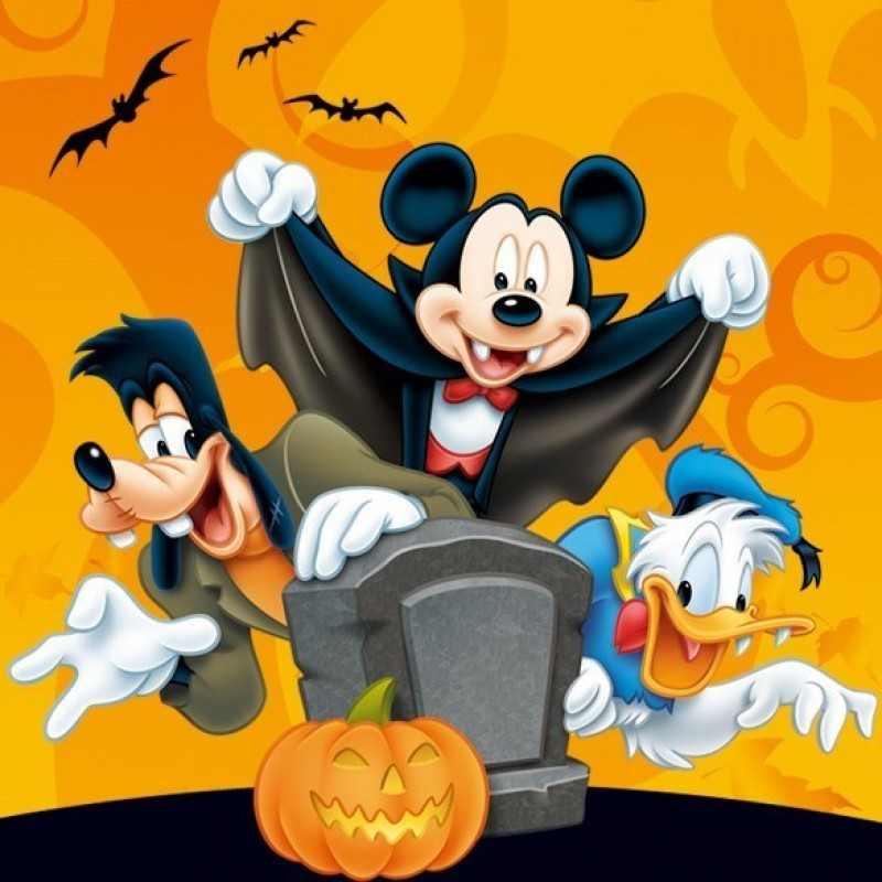 Disney Mickey-Goofy-...