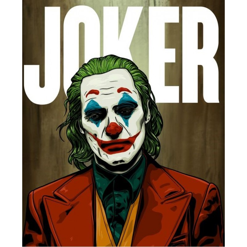 The Joker Diamond Pa...