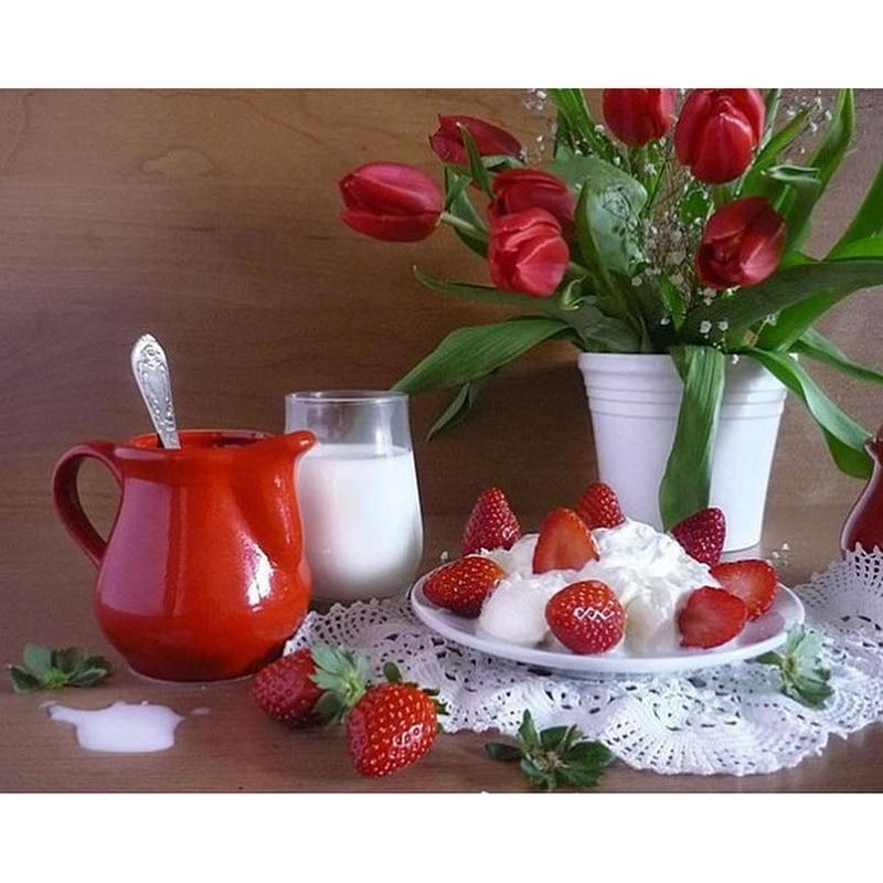 Flowers and Breakfas...