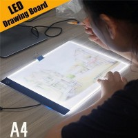 Ultra-Thin A4 LED Light B...